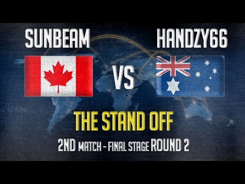 Match 2 - The Stand Off : Handzy(AUS) vs Sunbeam(CAN) : Final Stages Round 2,