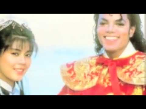 Special Video: Michael Jackson And China   MJ和我的祖国