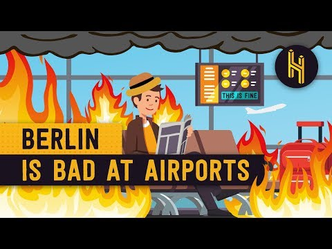 Why Berlin's 15 Year-Old Airport has Never Had a Flight