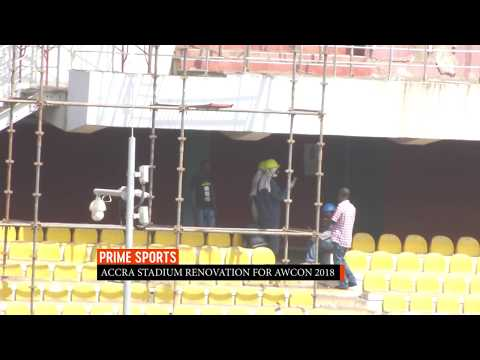 RENOVATION OF ACCRA STADIUM PLAYING SURFACE AND VIP STANDS