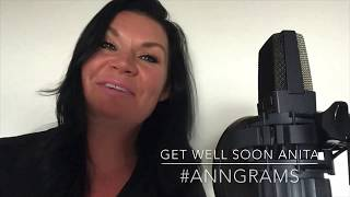 Special message for Anita