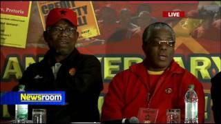 SACP National Imbizo underway in Boksburg - Blade Nzimande Address thumbnail
