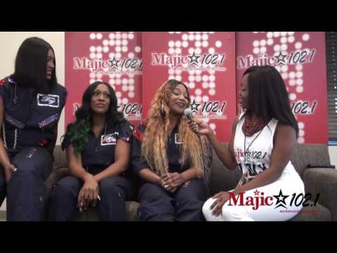 EXCLUSIVE: SWV Dishes On Dating, Relationships, & Looking Up To En Vogue