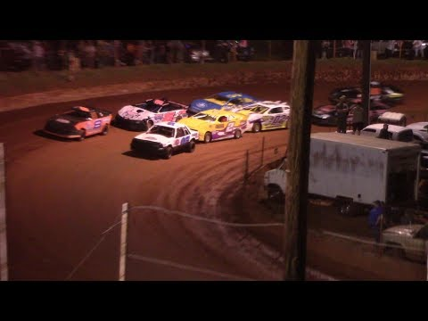 Winder Barrow Speedway Stock Four Cylinders A's Race 3/30/19