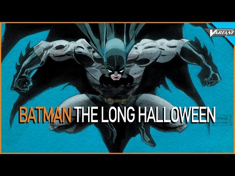 Batman: The Long Halloween - Full Story!
