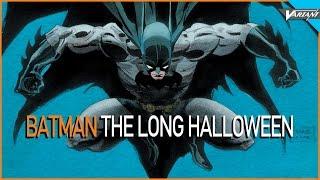 Batman: Das Lange Halloween - Geschichte!