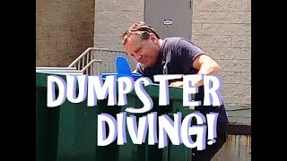 Video Dumpster Diving at Aldi and Making Chocolate Covered Bananas! download MP3, 3GP, MP4, WEBM, AVI, FLV Juli 2018