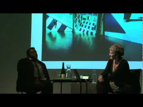 Kunstenaarsgesprek met Isaac Julien in De Pont