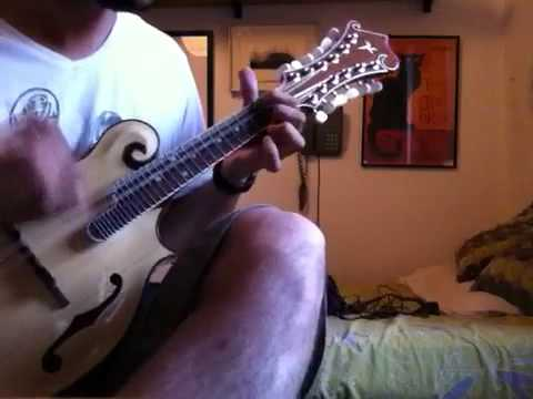 Rise - Eddie Vedder (mandolin cover) - YouTube