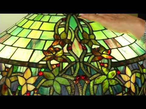 How Tiffany Style Lamps Are Made