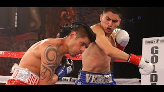 """Vergil Ortiz Jr.: """"There is nothing I could be Proud of Yet"""""""