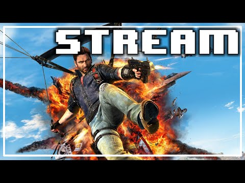 Some Just Cause 3 Streaming