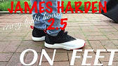 best service 5d4df 8a39a adidas Harden Vol 1 Pioneer W On Foot - YouTube