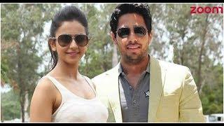 Sidharth Malhotra & Rakul Preet Singh Talk About Aiyaary's Release Date