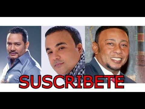 Frank Reyes, Zacarias Ferreira y Anthony Santos BACHATAS MIX 2018 Exitos