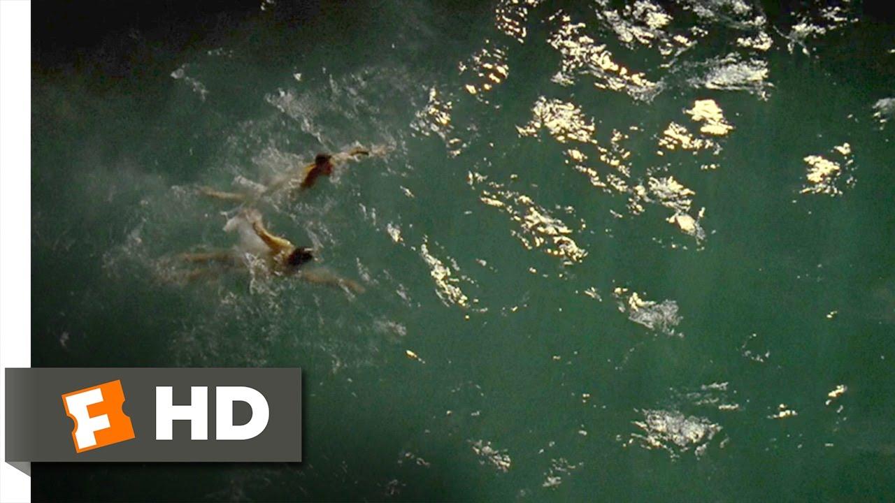 Gattaca 88 Movie CLIP  The Final Swim 1997 HD  YouTube