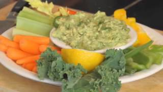 Healthy Cooking: Guacamole
