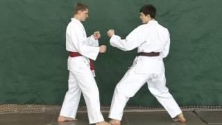 Обучение системе рукопашному бою Часть 22