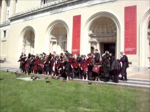 CMU Graduation 2012