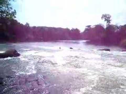 Mahe River Rapids