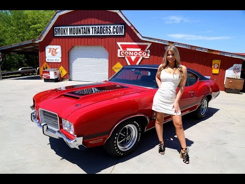 1971 Oldsmobile Cutlass For Sale
