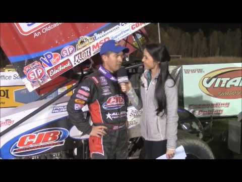 Donny Schatz Powers to 22nd Victory at Rolling Wheels Raceway
