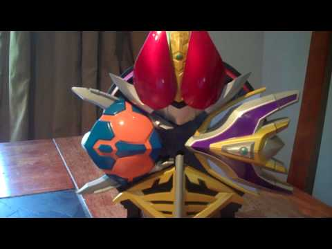 Jyu KaitenKen DX DenKamen Sword Review