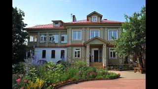 Русско французский отель Частный Визит Плес Россия обзор отеля территория