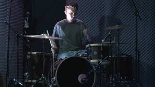 Hillsong united - whole heart - drum cover mp3
