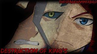 Buddyfight X Amv Wisdom Vs Keisetsu Of The Sword Arts Destruction Of King 39 S Full