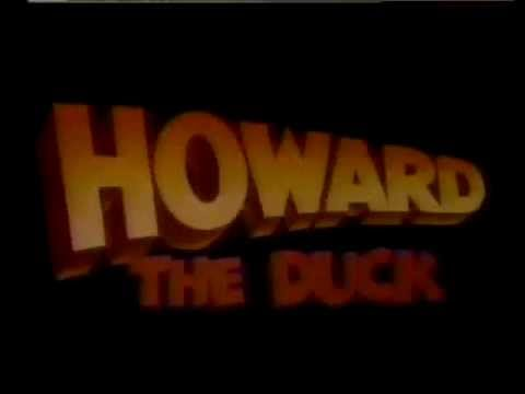 Howard the Duck 1986 TV trailer