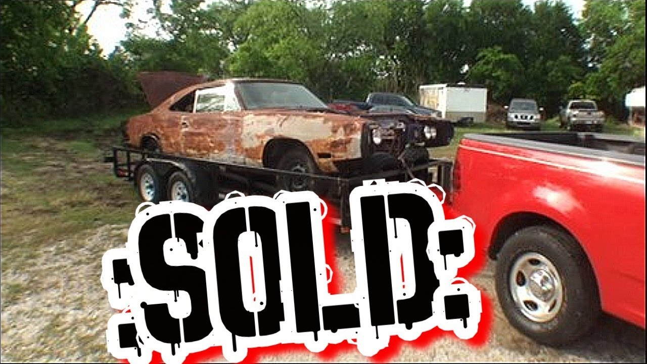 Old Rusty Dodge Charger For Sale - Part 2 - SOLD TO The Highest ...