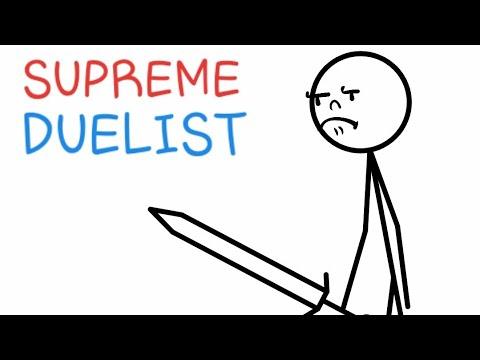 Animação Supreme Duelist - Stick Fighter