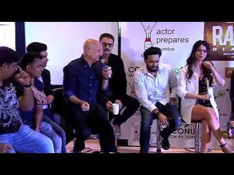 Uncut   Ranchi Diaries Trailer Launch   Anupam Kher   Mahesh Bhatt   Jimmy Shergill
