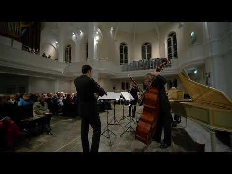 ZELENKA   Trio-sonata No.5 in F major