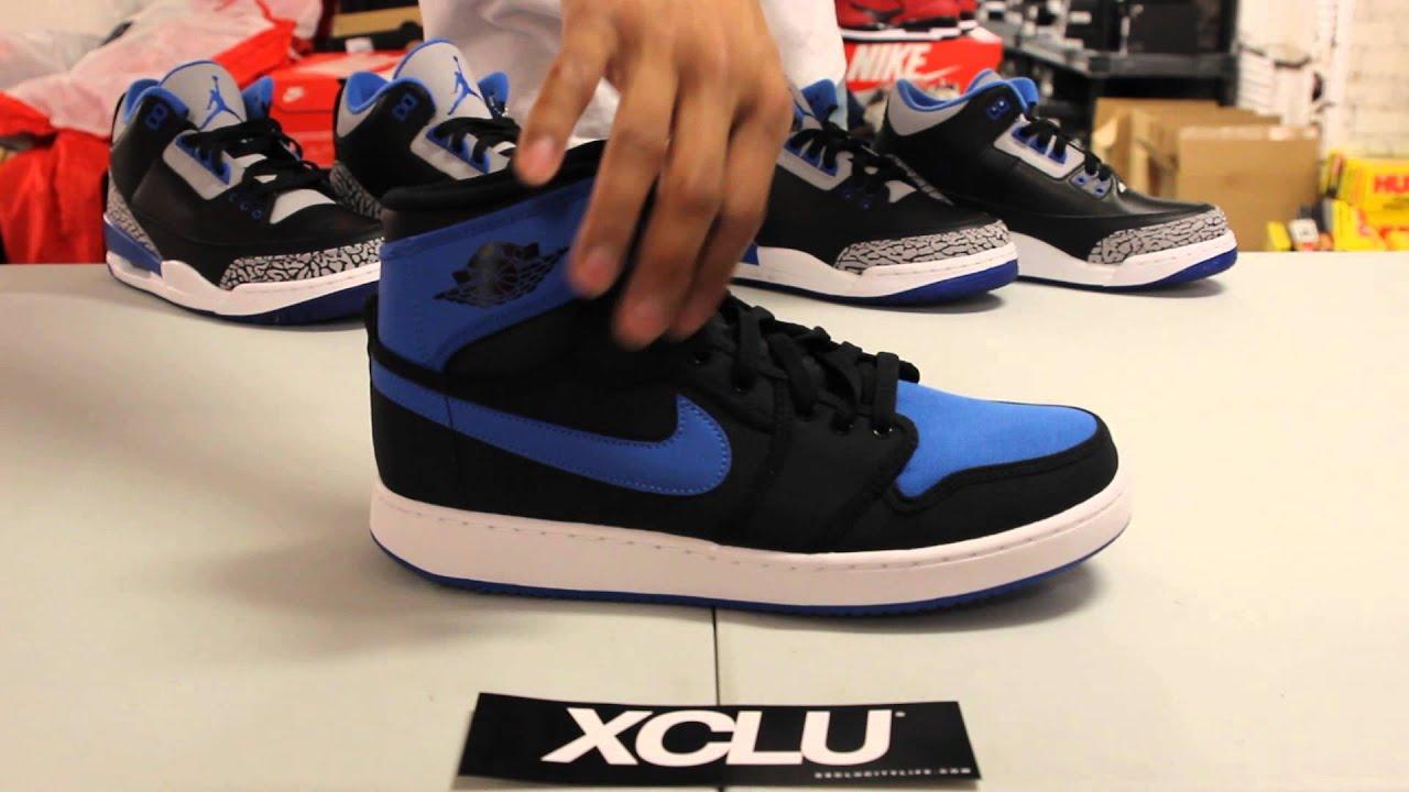 6c0f02be7b25 ... cheapest air jordan 1 ajko sport blue unboxing video at exclucity  youtube c1a82 fa6b5