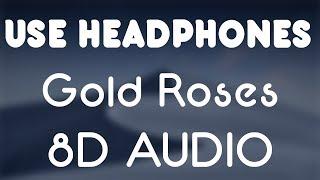 Rick Ross, Drake - Gold Roses (8D AUDIO)