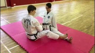 Assisted Stretching Exercises for Improved Martial Arts Flexibility