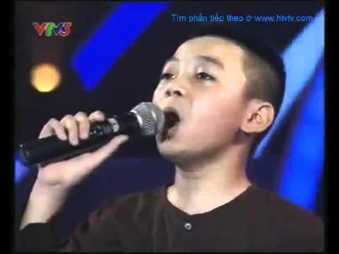 Vũ Song Vũ - Bà Tôi Bán kết Vietnam_s got talent 2011 Tập 11