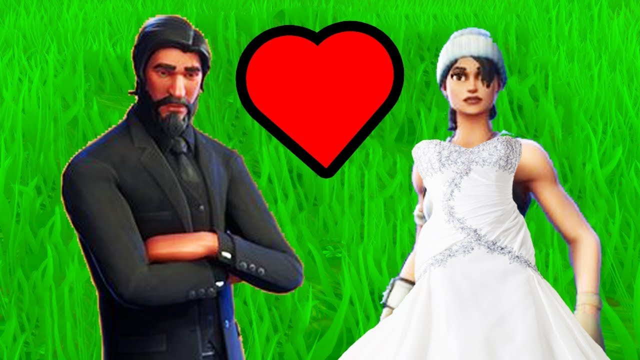 Real Weddings Youtube: I Went To A REAL Fortnite Wedding