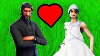 I Went To A REAL Fortnite Wedding