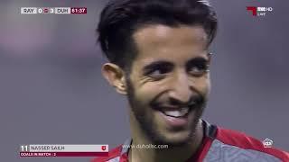 الأهداف | الدحيل 4 - 1 الريان | دوري قطر غاز تحت 23 سنة
