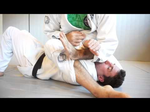 Rolles Gracie Armbar finish