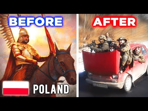 7 Countries | BEFORE vs AFTER #3