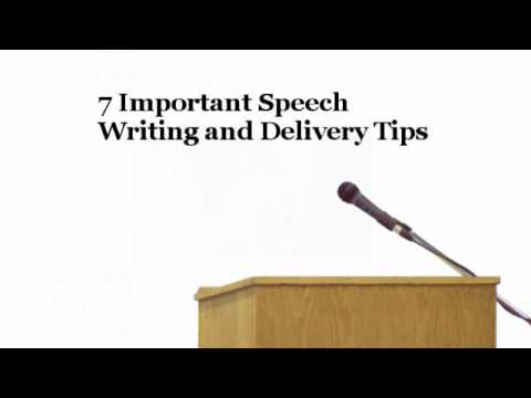 How to write a grooms speech