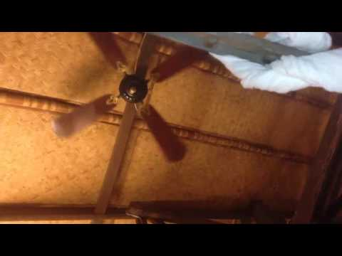 (Performance video) [ANTIQUE!] Marelli spinner ceiling fan | hampton bay ceiling fan remote