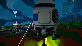 ASTRONEER #17 - Lecimy w kosmos!
