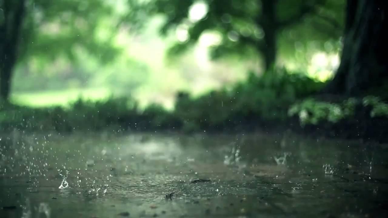 Картинки анимационные дождь