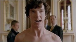 BBC Sherlock | Nackt im Buckinghampalace [Deutsch]