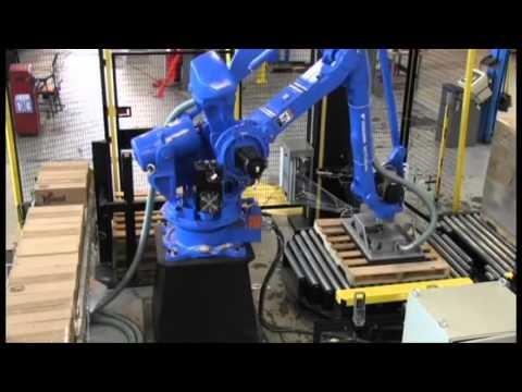 Циклоидальный манипулятор робот
